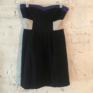 Women's Urban Outfitters strapless sundress